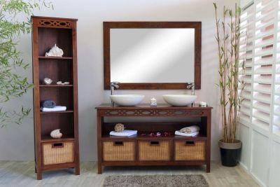 Une s lection de meuble en teck de grande qualit info batiment - Recherche meuble de salle de bain ...