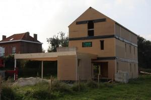 Les constructions à ossature bois, des avantages considérables !