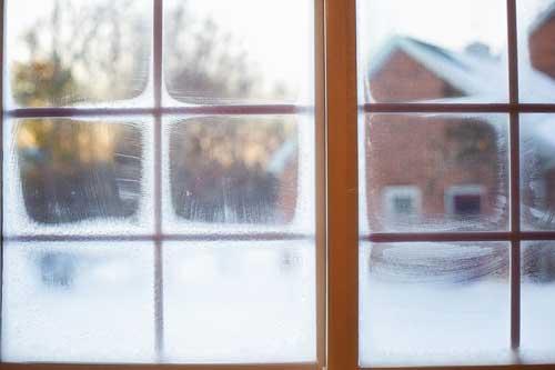 Maison : une bonne ventilation, meme en hiver !