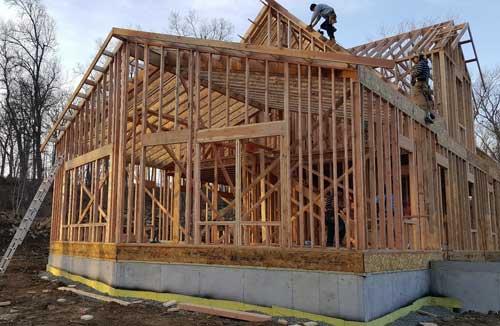 Batiment durable : la renaissance du bois.
