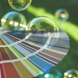Les  « peintures intelligentes » d'Onip au service du bien-être