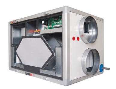 Qu'est-ce qu'une ventilation mécanique contrôlée?