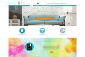 Un site internet réservé aux spécialistes de la décoration : les « peintres décorateurs » d'Onip