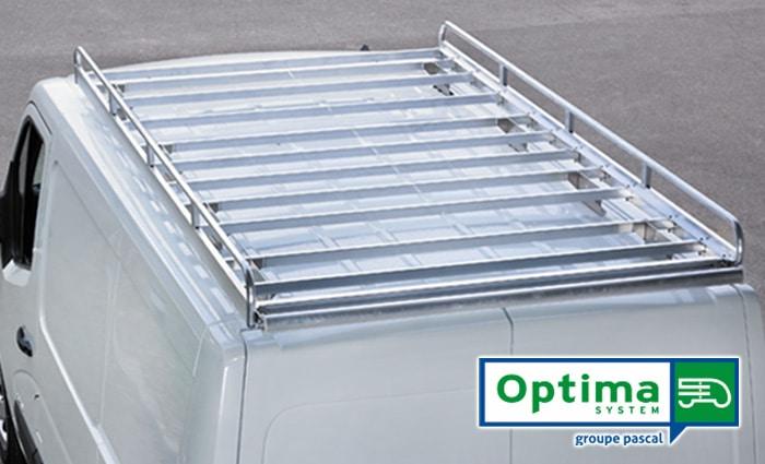 galerie de toit pour vehicule utilitaire