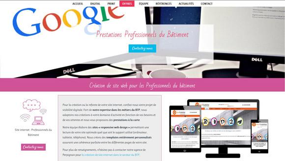 Professionnels du BTP en Occitanie : une agence dédiée à votre visibilité