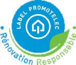promoltec logo renovation responsable