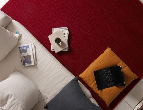 Vous cherchez un revêtement de sol très décoratif ? Pensez à la moquette