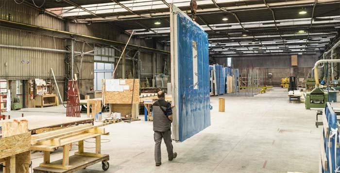 construction bois obm