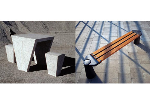 Openspace, le mobilier urbain design et résistant