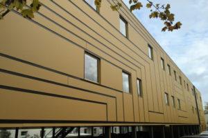 Les solutions de fixation de façade ACODI : façade architecturale
