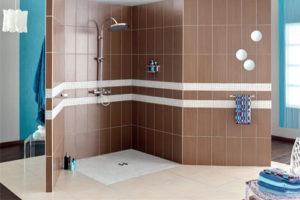 Fermacell Powerpanel TE propose des solutions pour installer une douche à l'italienne