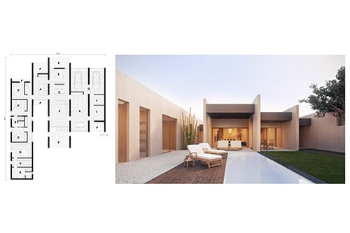 plan maison personnalisable