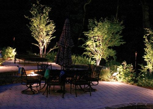 Jardin, terrasse : changez votre maniere d'eclairer