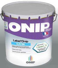 peinture depolluante label'Onip Clean'R