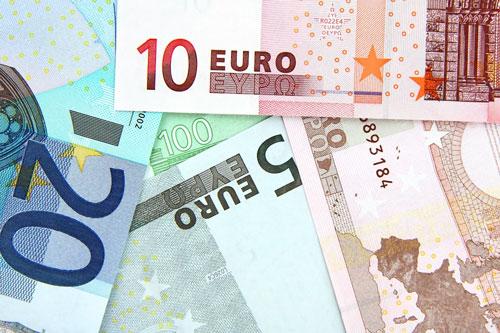 Credit billet euro