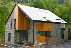 Les maisons à ossature bois gagnent du terrain
