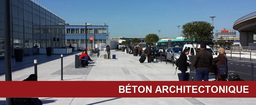 Beton Architectonique