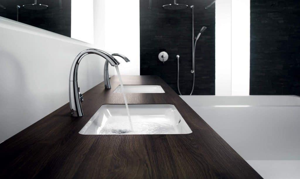 salle de bain kwc robinetterie