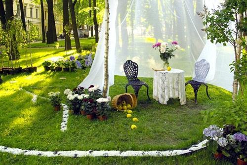 Ou trouver des idees pour amenager son jardin ?
