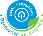 promoltec logo renovation responsable
