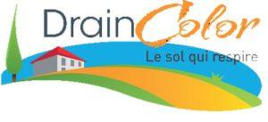 drain color logo