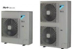 Lancement d'une gamme complète de solutions fonctionnant au fluide R-32 destinée au secteur commercial et tertiaire