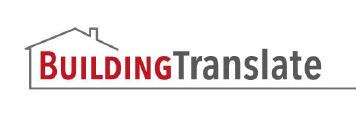 BuildingTranslate logo