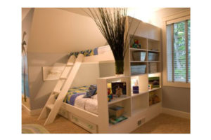 Le lit mezzanine, le mobilier par excellence pour aménager les petits espaces
