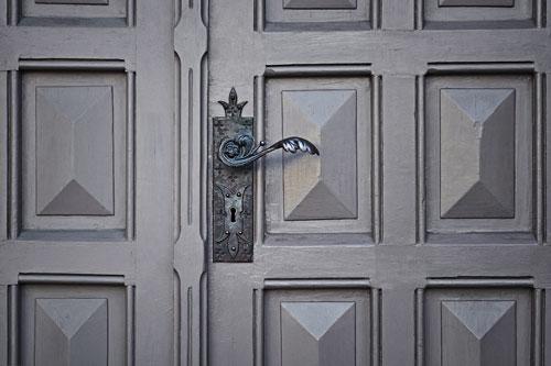Fermeture porte