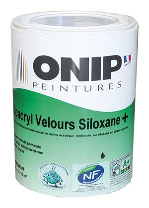 Opacryl Velours Siloxane +