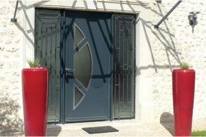 Optez pour une porte d'entrée en rénovation avec Art et Fenêtres