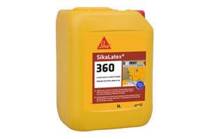 SIKALATEX®-360 : résine d'accrochage prête à l'emploi